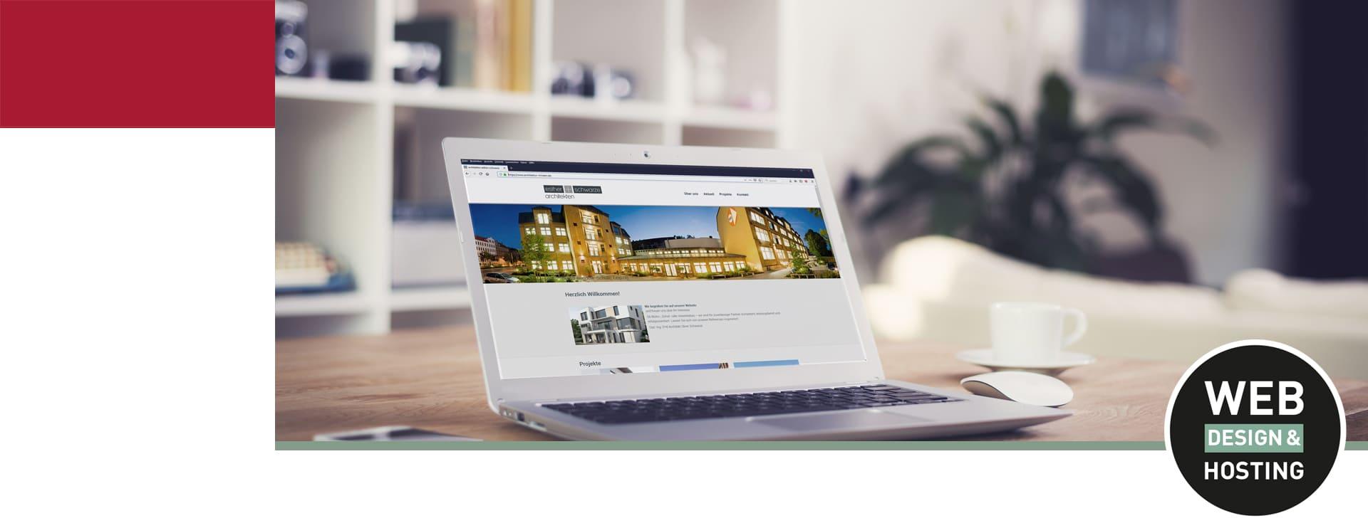 Homepage erstellen für Desktop und Mobil Webdesign Hameln