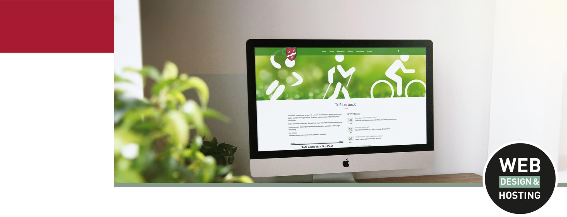 Website Optimierung für Desktop und Mobil überprüfen Homepage Minden